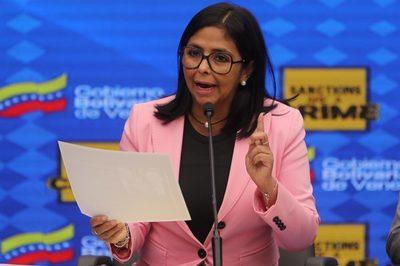 Venezuela propone a los tenedores de bonos un «acuerdo de interrupción» de pagos