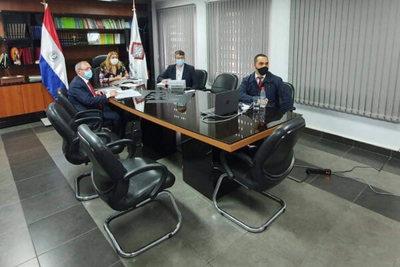 El Ministerio Público defendió proyecto de presupuesto