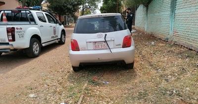 Santa Ana: recuperan vehículo robado
