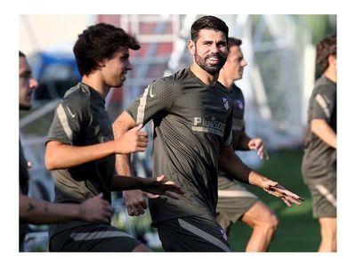 Diego Costa y Arias se suman a la pretemporada