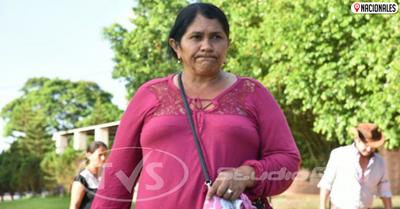 Doña Obdulia anuncia que se crucificará por discriminación en la búsqueda de su hijo