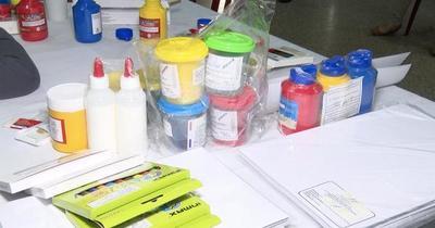 MEC prepara kits escolares para el 2021, sea presencial o virtual
