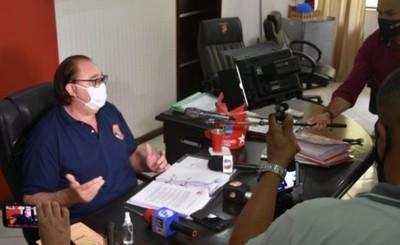 Gobernador insta a trabajar todos juntos como paraguayos con el covid
