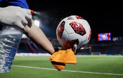 Partido entre Cerro Porteño y Nacional se jugará esta tarde