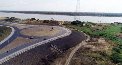 Diputados piden varios informes debido a cuestionamientos sobre futuro puente Asunción-Chaco'i