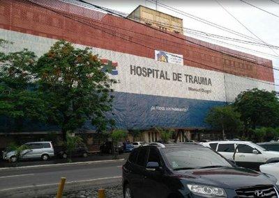 Son graves los recortes previstos en el PGN 2020 para el Hospital del Trauma, advierten