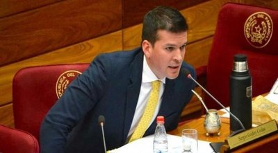 Senador Godoy abordó caso Friedmann y el largo brazo del PDP en Debates ANR Joven-HC