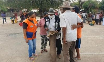 Comunidad nativa reza en gratitud por libertad de Adelio y clama por liberación de otros secuestrados