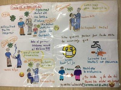 Niño de 8 años cuenta su experiencia con la Covid-19