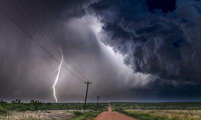 Fuertes tormentas sobre 11 deparamentos, estiman vientos de hasta 100 km/hora