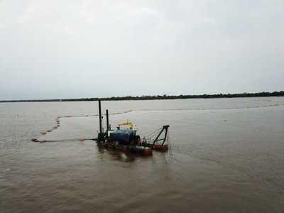 Dragado del río permitió navegación y ahorro en fletes de aproximadamente USD 100 millones