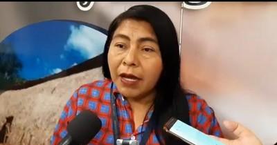 La Nación / Digna Morilla: destacada representante de la mujer indígena