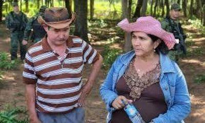 La madre de Edelio Morinigo se crucificará mañana frente al CODI