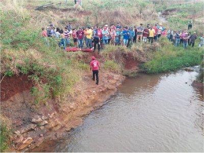 Joven muere ahogado en Pedro Juan Caballero