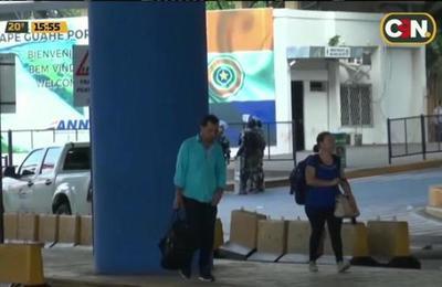 Ultiman detalles para reapertura de frontera en Ciudad del Este