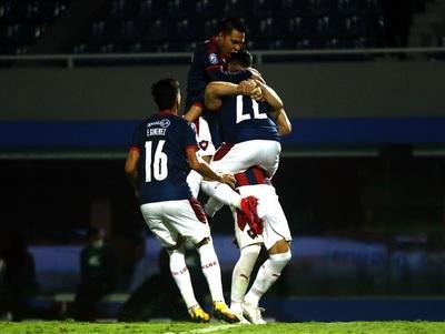 Cerro Porteño gana otra vez y el campeonato está cada vez más cerca