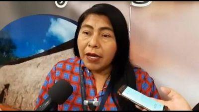Digna Morilla: destacada representante de la mujer indígena en Amambay