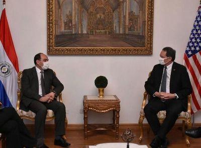 EEUU asistirá al Paraguay con US$ 44,4 millones para planes de desarrollo