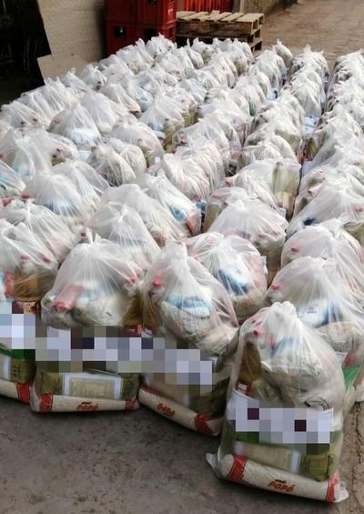 """Exalumnos ya recolectaron alrededor de 2.000 kits para indígenas que rechazaron la """"gentileza"""" del EPP"""