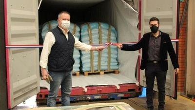 Por primera vez Paraguay exporta alimentos derivados del cáñamo industrial a EE.UU. (el primer destino)