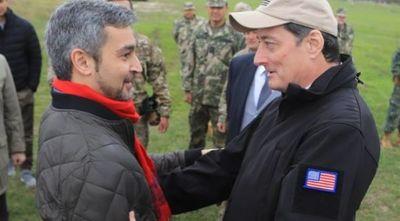 Lee McClenny se despide como embajador de EEUU ante Paraguay