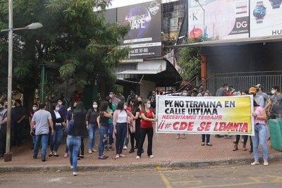 Crónica / Reapertura de frontera con Brasil