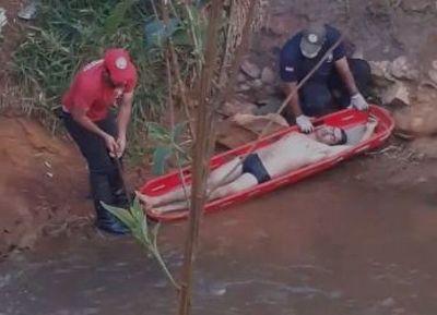 Joven de 18 años muere ahogado en un arroyo