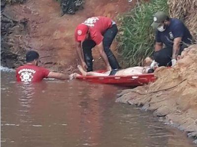Joven se ahogó en arroyo de la fracción Carolina II