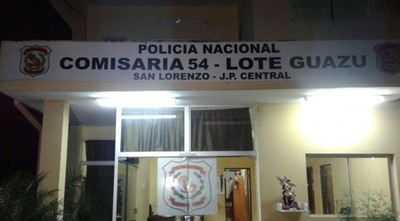 Escaparon seis detenidos de Comisaría de Lote Guazú