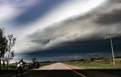 Podríamos tener un miércoles marcado por las tormentas eléctricas