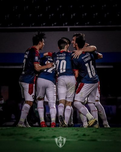 Cerro Porteño logra histórico récord – Prensa 5