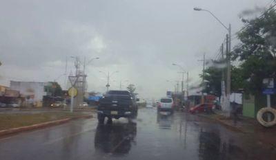 Pronostican precipitaciones y tormentas eléctricas