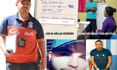 """Jefe de Investigaciones de Delitos de Santa Rita se habría apropiado de joyas de """"Bilao"""" – Diario TNPRESS"""