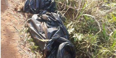 """Hallan cadáver """"empaquetado"""" de un indígena en Santa Clara"""
