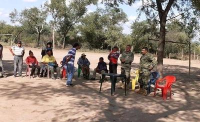 HOY / ONG llevó bajo engaños a nativos para invadir una estancia en el Chaco