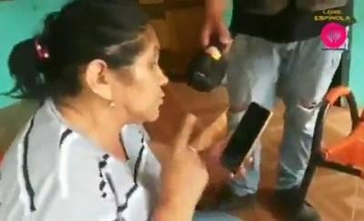 """Odulia a Acevedo: """"No creas que por tener zapatos brillantes, ya sos superior y me podes maltratar"""""""