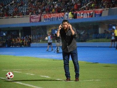Golpe de timón: Nacional tiene nuevo técnico