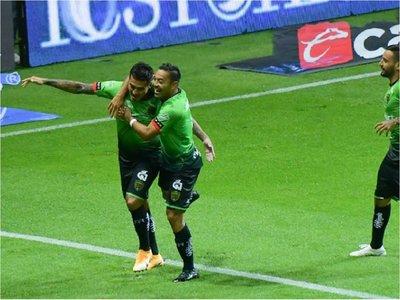 Darío Lezcano encabeza a los paraguayos en el Apertura mexicano