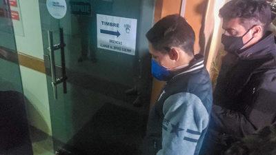 Adelio Mendoza recibe su alta médica
