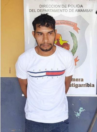 Cae en barrio Bernardino Caballero otro de los fugados de la cárcel regional