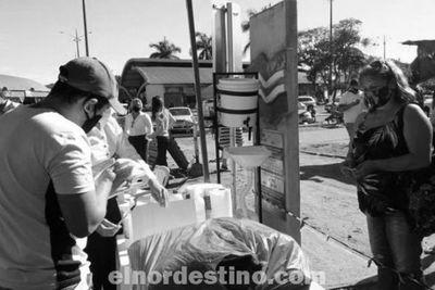 Se habilitarán centros logísticos para delivery de frontera, estableciendo los niveles de compra entre Paraguay y Brasil