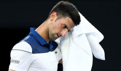 Djokovic debuta con un triunfo en Roma tras su descalificación en el US Open