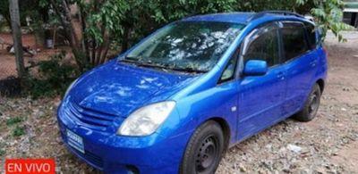 Hallan vehículo utilizado en asesinato en Fernando de la Mora