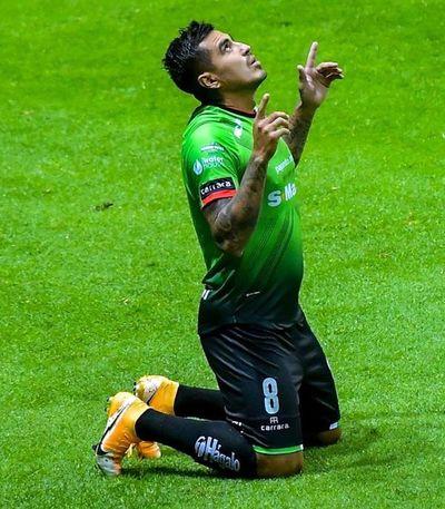 Lezcano encabeza a los paraguayos en el Apertura mexicano