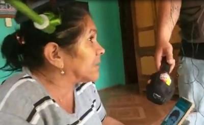 "Acevedo a Doña Obdulia: ""jajotyvyrota hina, che ndakyhyjei ndehegui"""