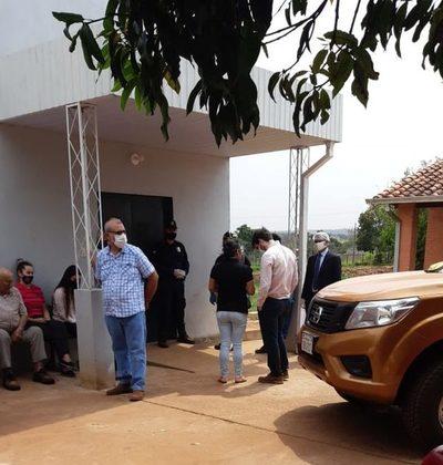 Analizarán circuito cerrado de la zona donde fue abandonado el empresario asesinado en Salto del Guairá
