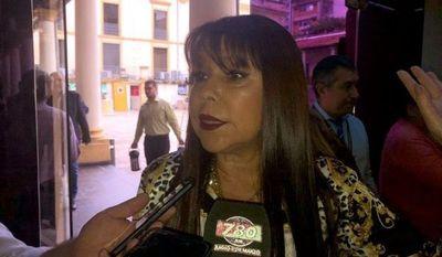 Diputada insta a pobladores del norte a dejar el miedo y colaboren para dar con el EPP
