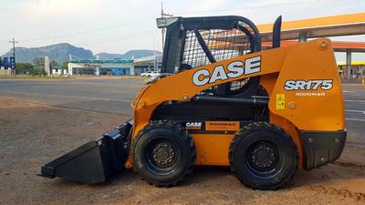 Equipos CASE serán empleados para la realización de tareas de mantenimiento en el país guaraní