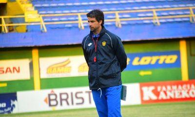 Rodrigo López reemplaza a Tiburón Torres como técnico de Nacional