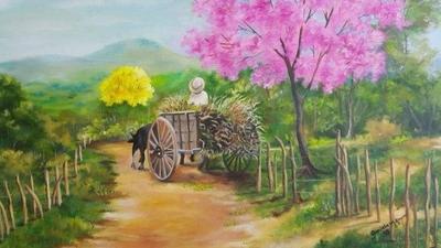 HOY / Paisajes hogareños en muestra virtual de la Manzana de la Rivera